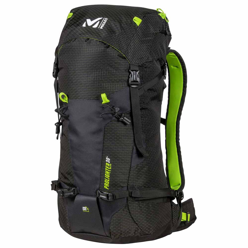 2454de86c5b657 Millet Prolighter 30+10L Green buy and offers on Snowinn
