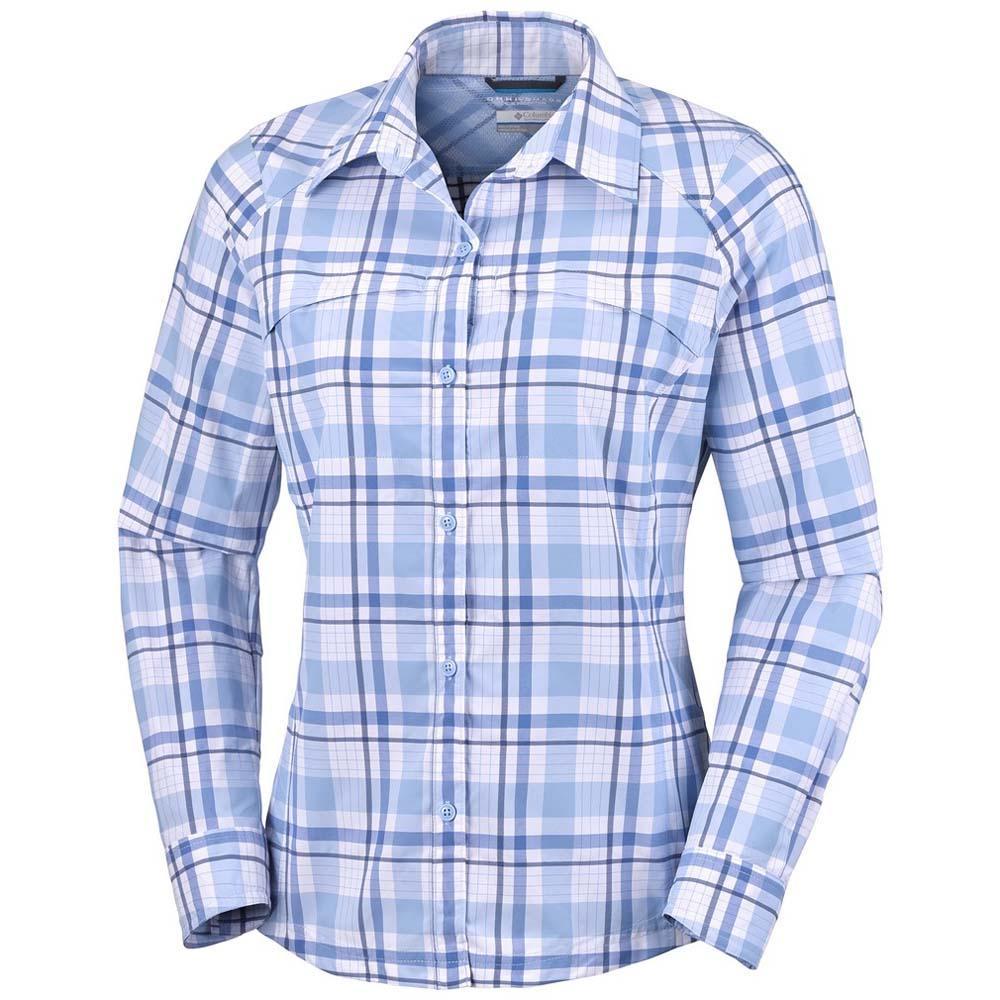 hemden-columbia-silver-ridge-plaid-l-s-shirt, 41.95 EUR @ snowinn-deutschland