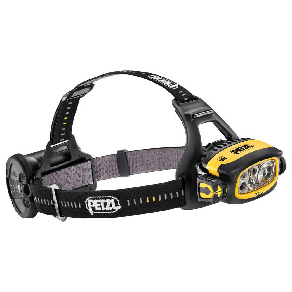 beleuchtung-petzl-duo-s-1100-lumina-black-yellow