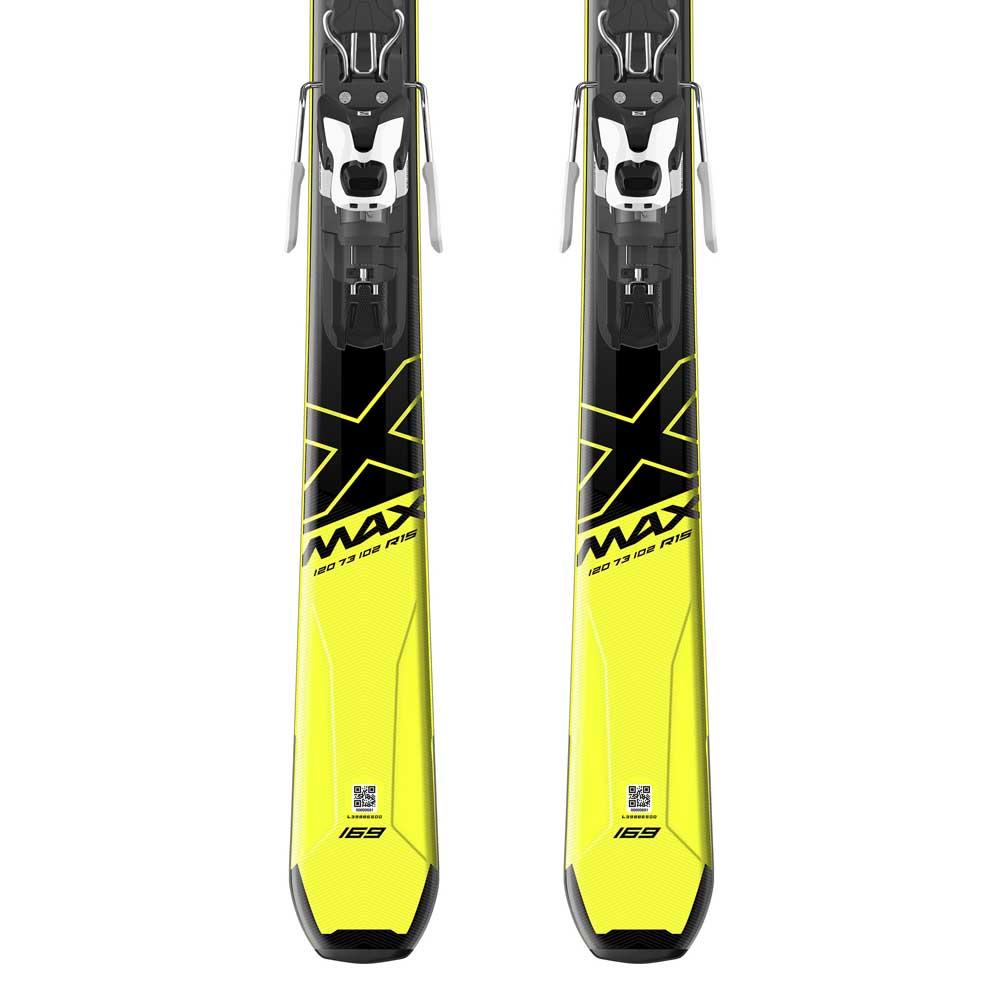 Salomon E X MAX X10 + MERCURY 11 | sportisimo.pl