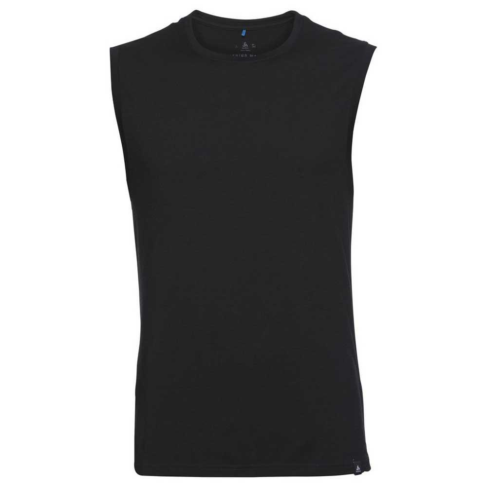 t-shirts-odlo-natural-100-merino-armellos-l-black