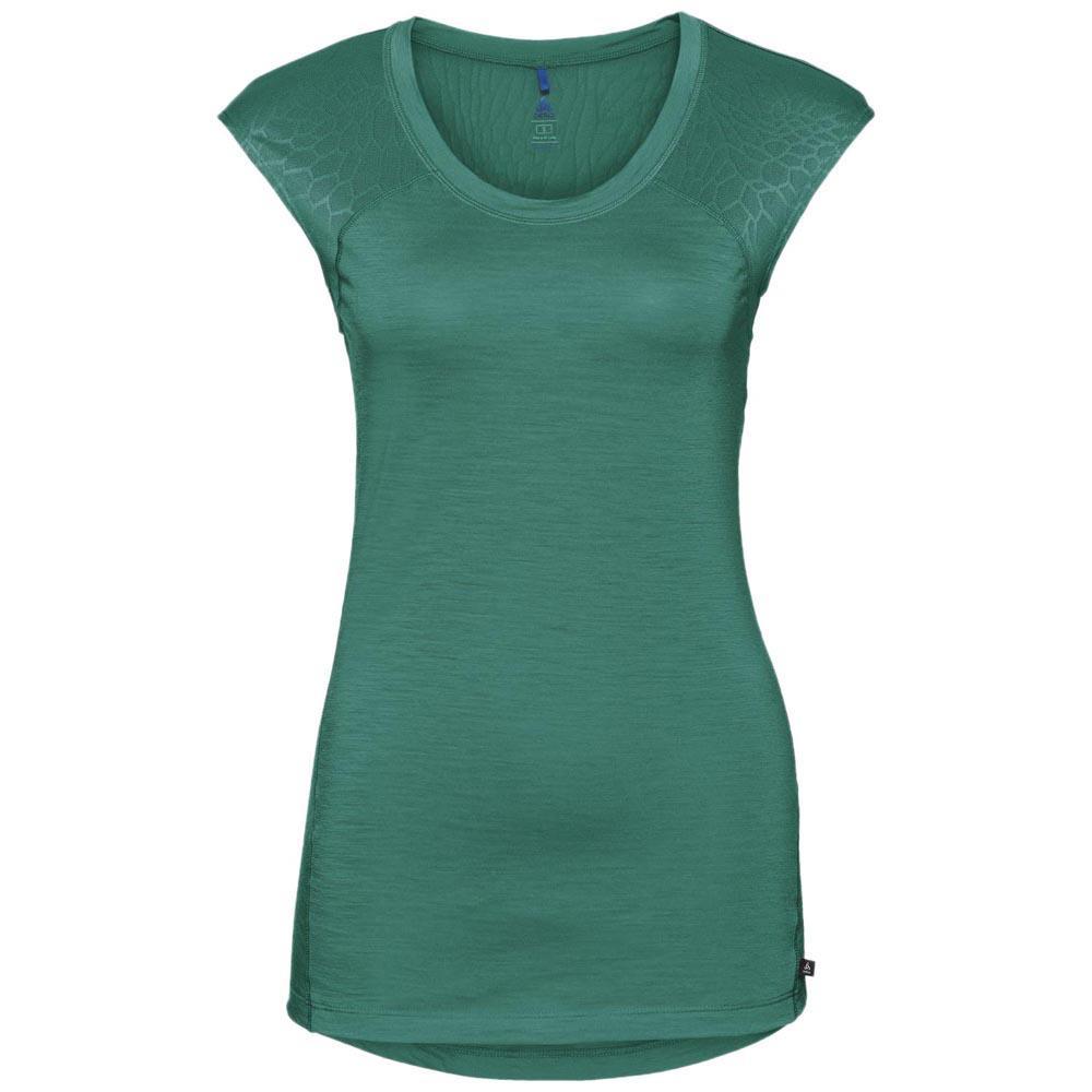 t-shirts-odlo-natural-and-ceramiwool-kurzarm