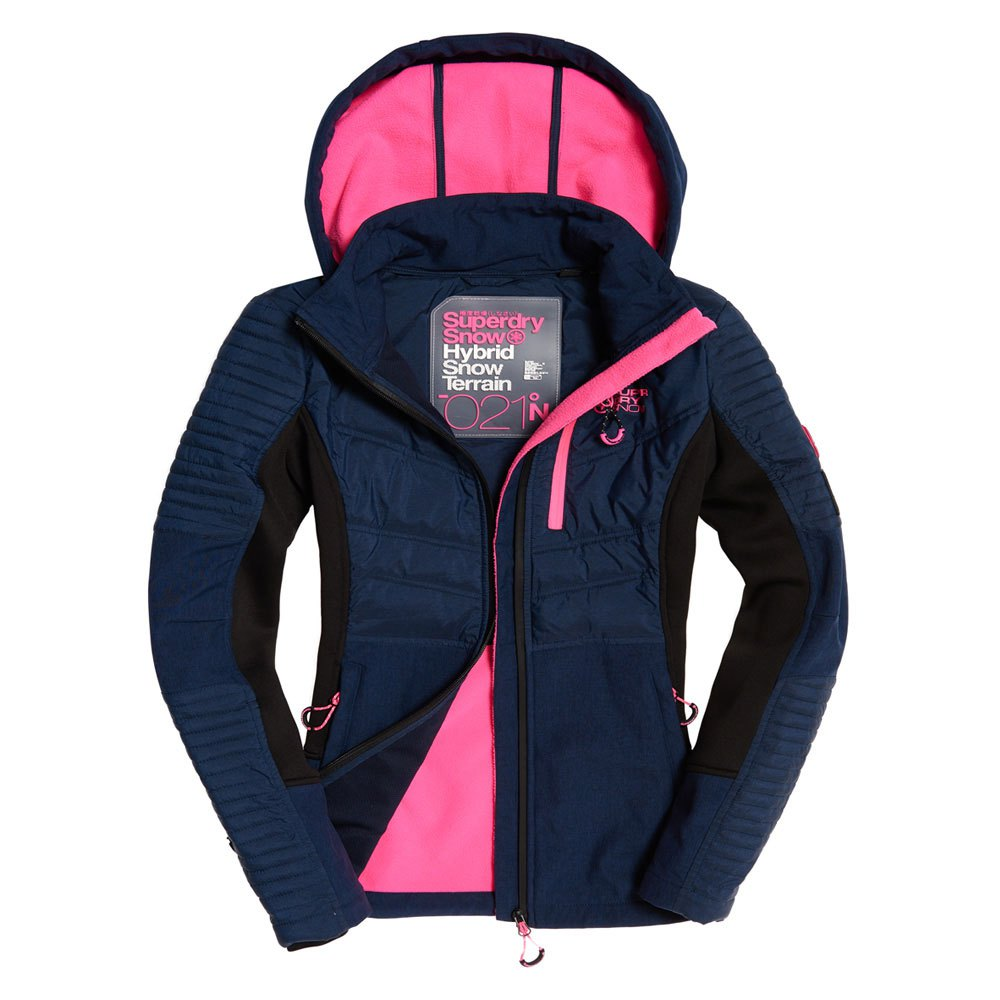 Superdry Softshell Hybrid