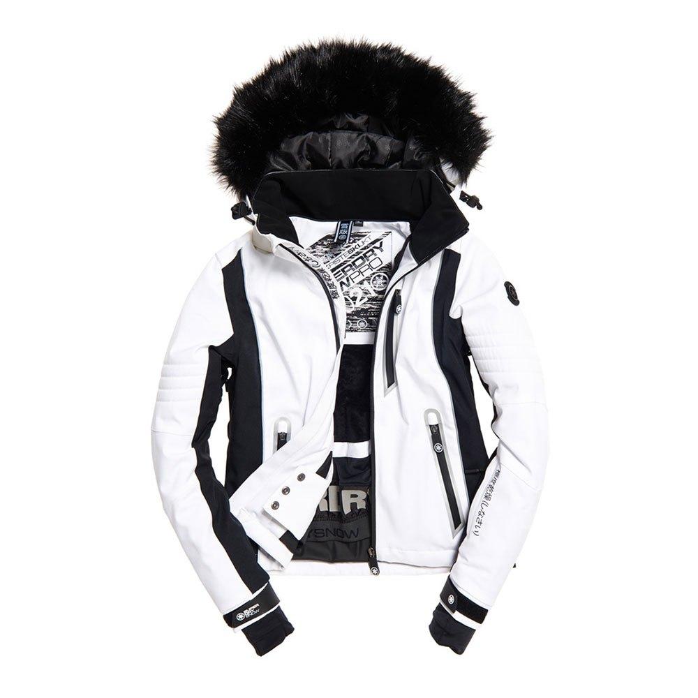 15ce67c48ad Superdry Sleek Piste Ski White buy and offers on Snowinn