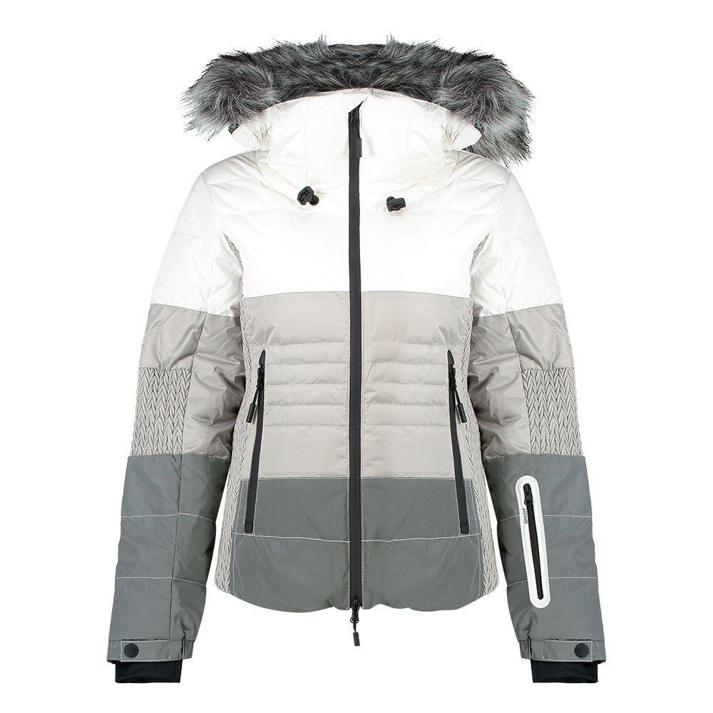 4c20d2f880 Superdry Snow Cat Ski Down White buy and offers on Snowinn