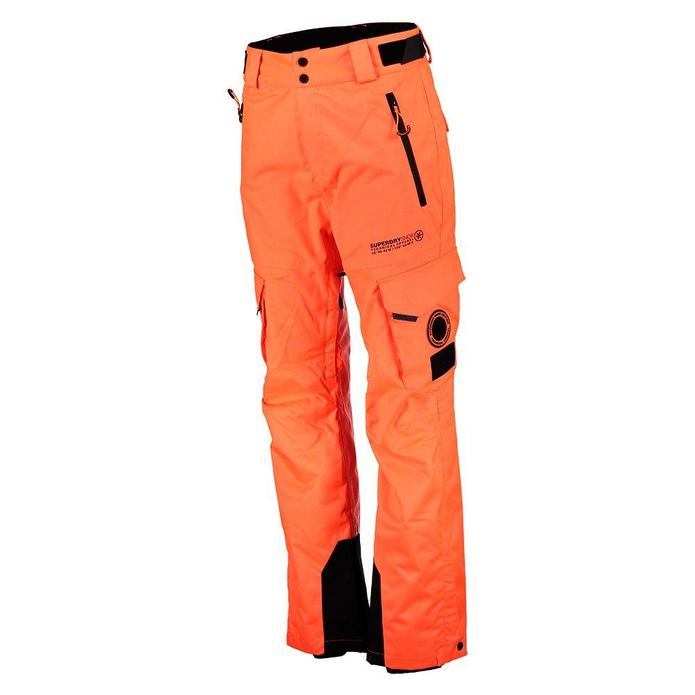 Superdry Snow Pants Orange acheter et offres sur Snowinn