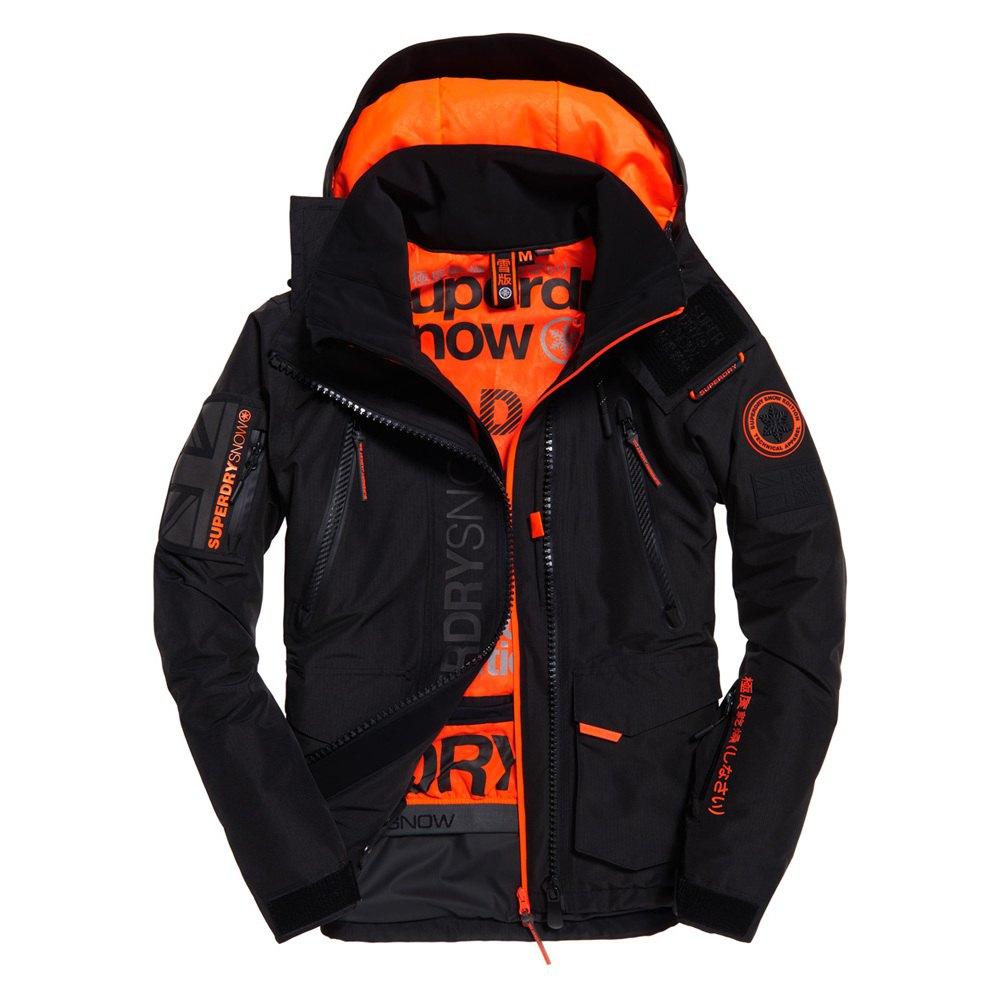 ضفدع ملابس متاهة Superdry Ultimate Snow Rescue Black Ballermann 6 Org