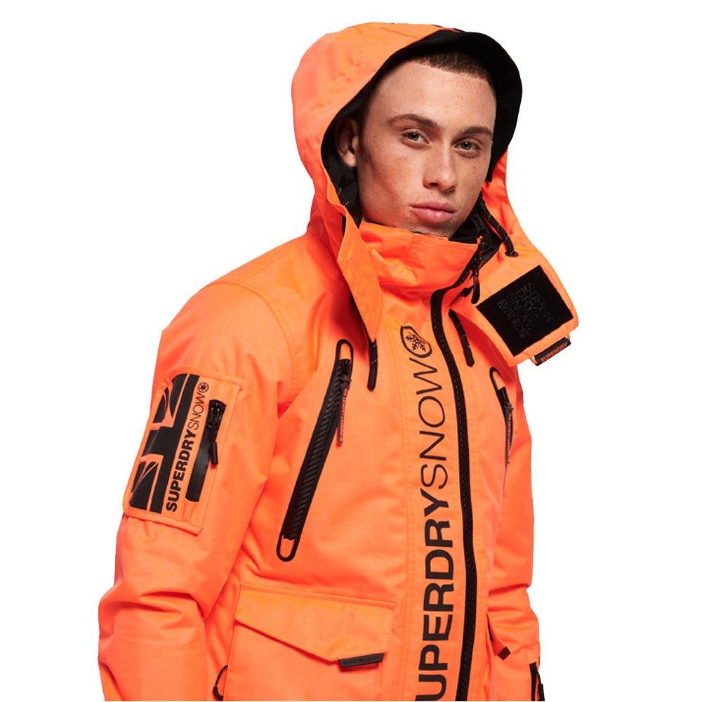 Divorare Prepara Il Tavolo Malattia Infettiva Superdry Ultimate Snow Rescue Jacket Orange Vendetta Reggimento Meno Di
