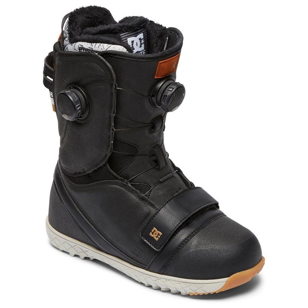 Dc shoes Mora Woman Black buy and offers on Snowinn