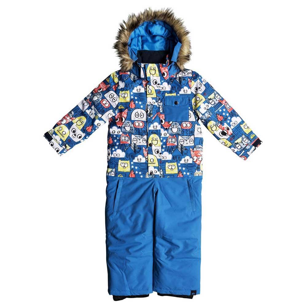 685b243bd99f Quiksilver Rookie Blue buy and offers on Snowinn