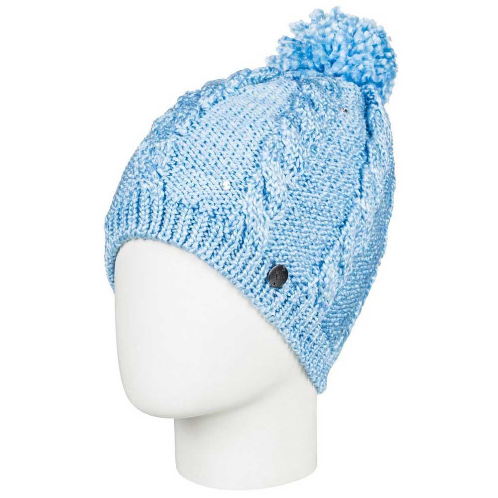 2a24c2d0b32 Roxy Shooting Star Girl Beanie Blue buy and offers on Snowinn