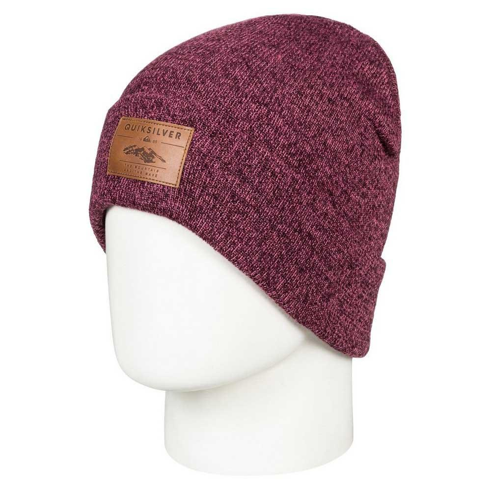 556c8cb9cc2 Quiksilver Brigade Beanie Red buy and offers on Snowinn