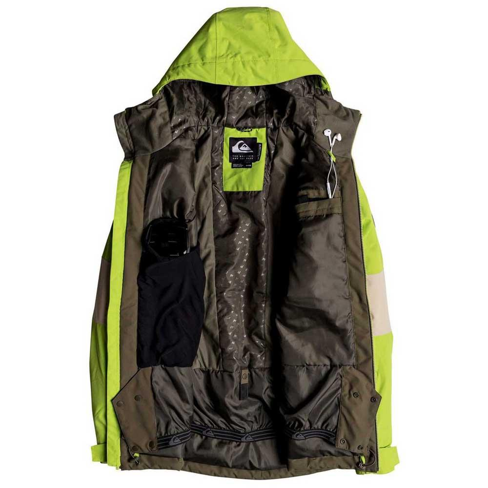 3529bed88 Quiksilver Sycamore