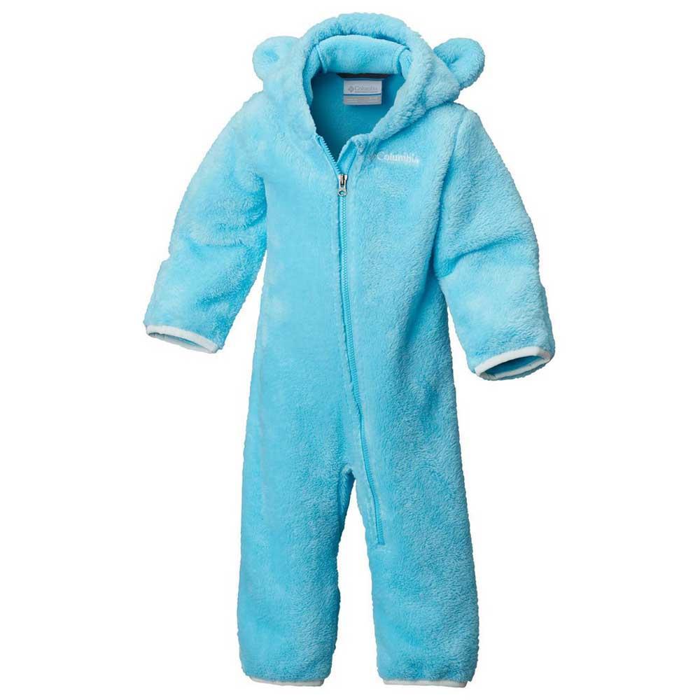 fa1a5ba17a39 Columbia Foxy Baby II Bunting Baby Blue