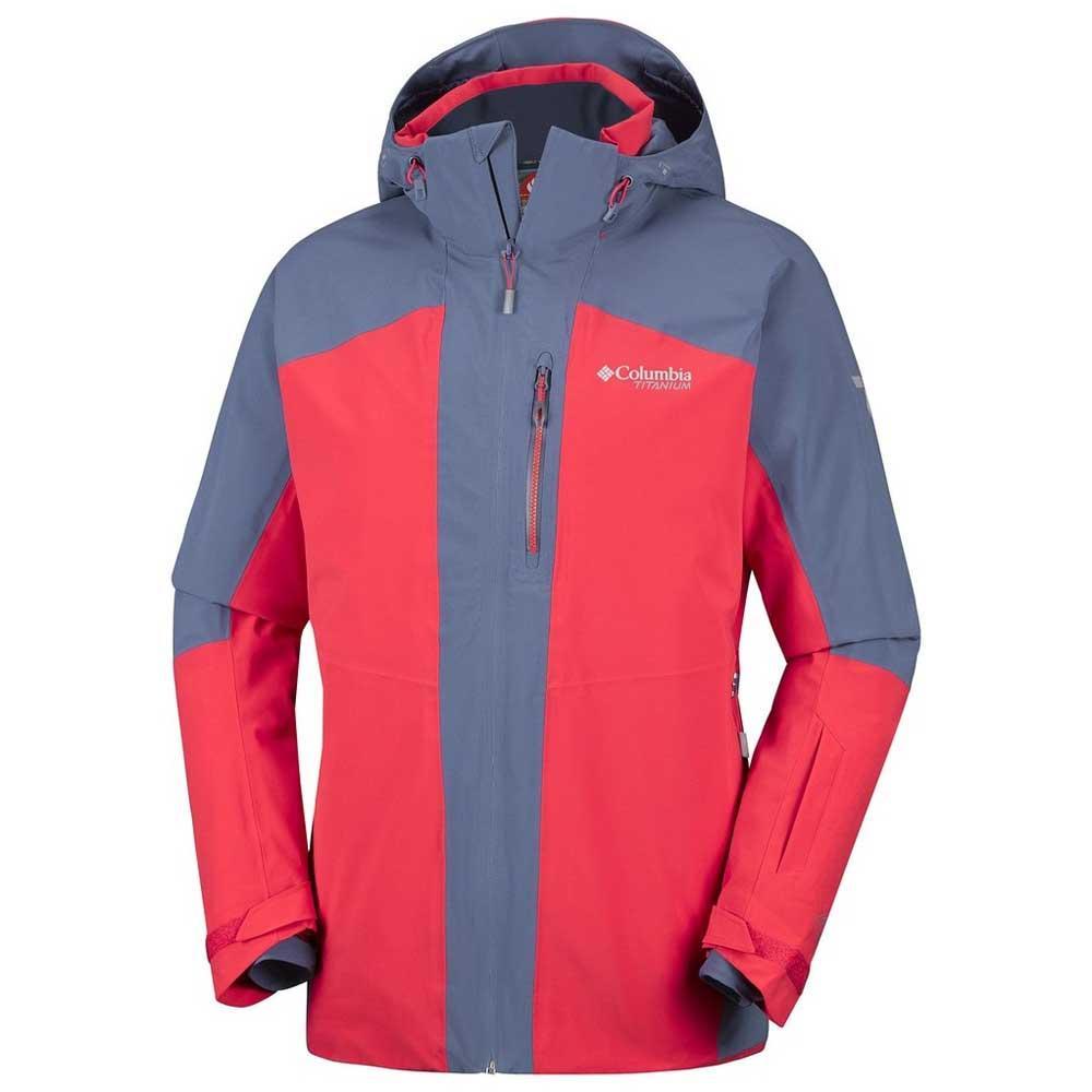 Columbia Snow Rival Rojo comprar y ofertas en Snowinn 828c08f9eae