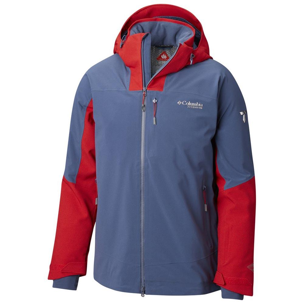 Columbia Powder Keg II Red buy and offers on Snowinn 5486f6133e2