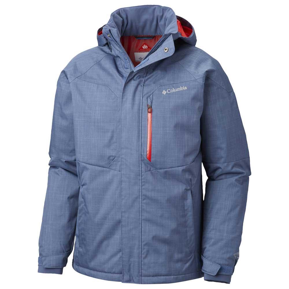 Columbia Alpine Action Azul comprar y ofertas en Snowinn 1483a46afe6