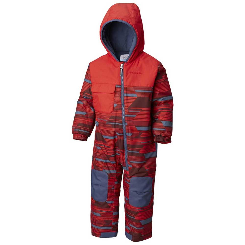 fe58cdfe2 Columbia Hot Tot Suit Red Spark Geo Print, Snowinn