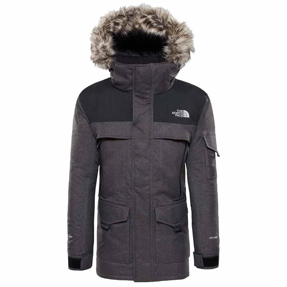 082e666ff34 The north face McMurdo Parka 2 Γκρι, Snowinn