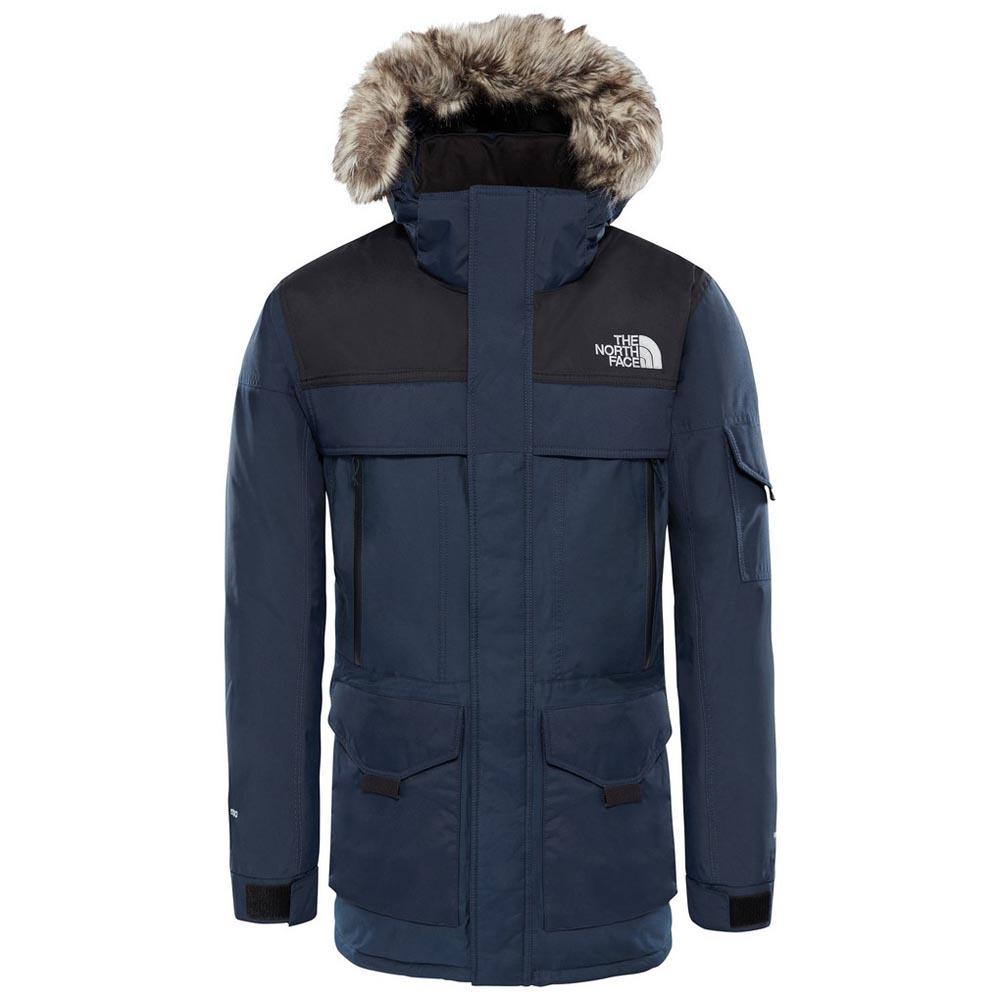 eff5d805f The north face McMurdo Parka 2 Blue buy and offers on Snowinn