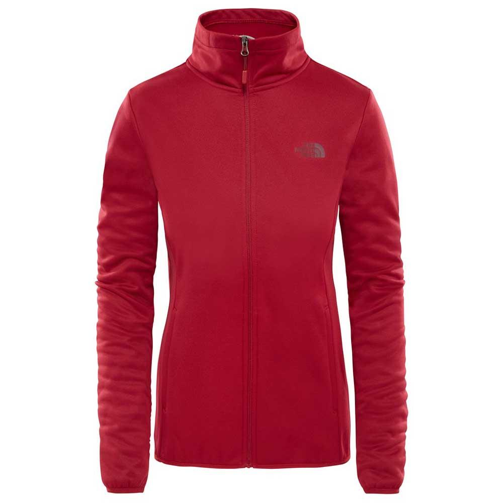 d4acaa990a1b The north face Tanken Full Zip Pink buy and offers on Snowinn