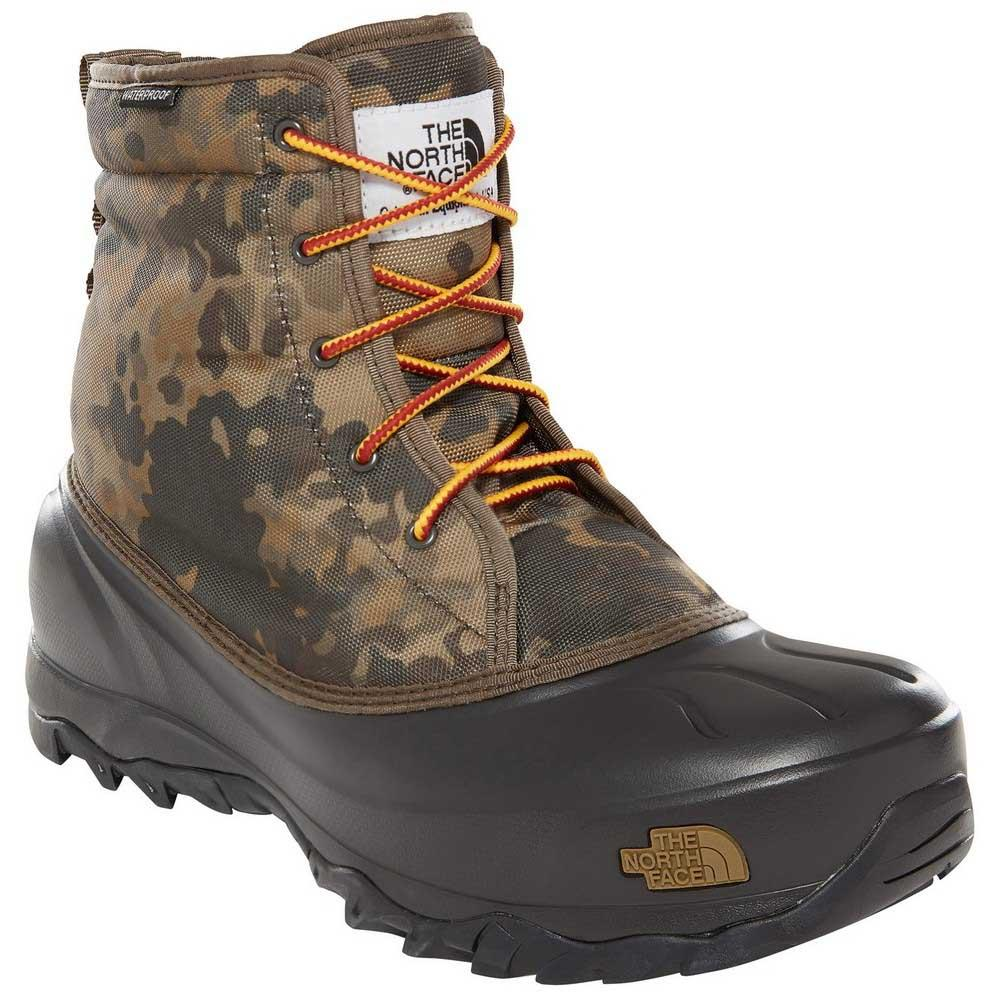 585bef177 The north face Tsumoru Boot Green buy and offers on Snowinn
