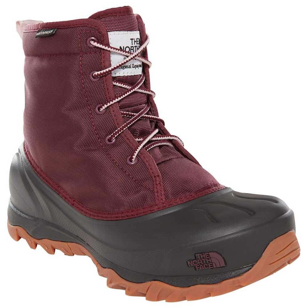 5fc43b411 The north face Tsumoru Boot Red buy and offers on Snowinn