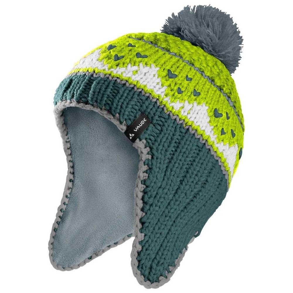 ed3aaafed06 VAUDE Knitted Cap IV Green buy and offers on Snowinn