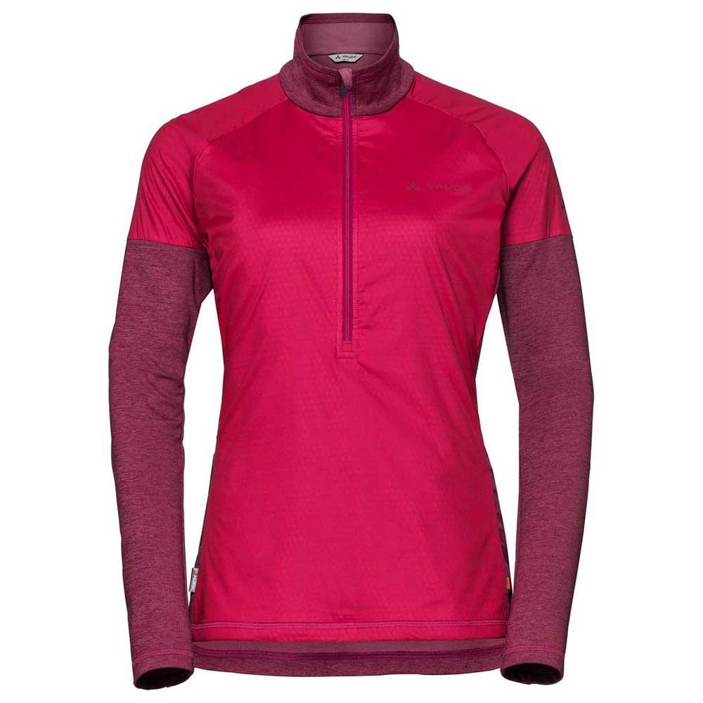 t-shirts-vaude-bormio-halfzip-ii, 61.95 EUR @ snowinn-deutschland