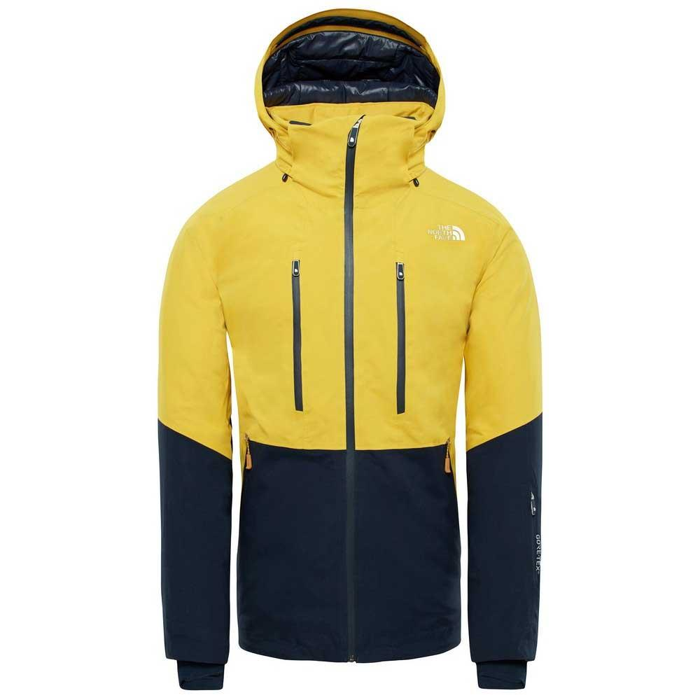 19dfe4756cd5 The north face Anonym Jacket Yellow buy and offers on Snowinn