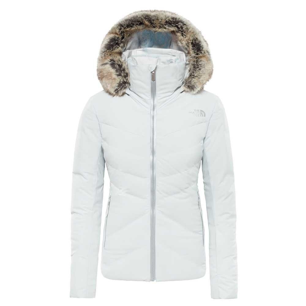 The north face Cirque Down Jacket White aea7d9441