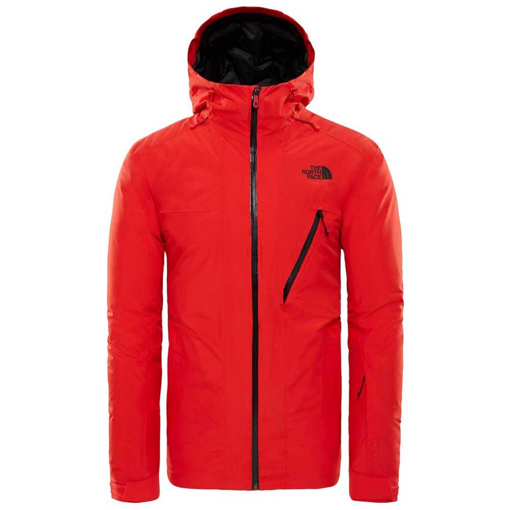 d64cd3092a The north face Descendit Jacket Red buy and offers on Snowinn