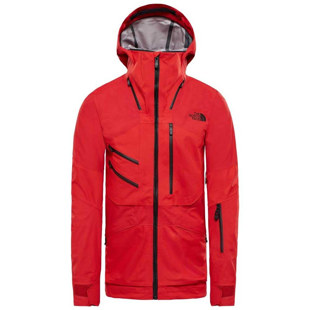 The north face Fuse Brigandine Jacket Rosso 59dd289348aa
