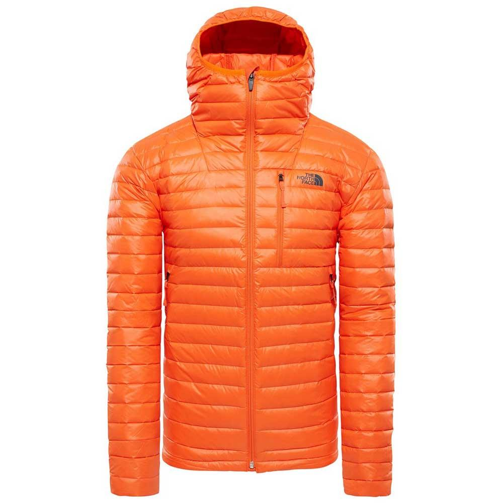aaad3d5b00 The north face Premonition Down Jacket Orange