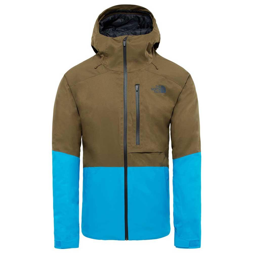 9fdbab053494 The north face Sickline Jacket Brown buy and offers on Snowinn