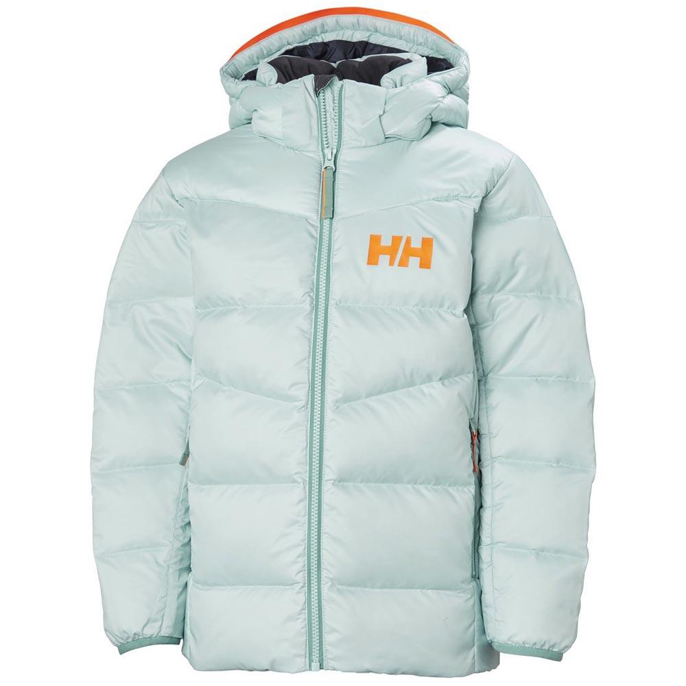 21284d68 Helly hansen Isfjord Down Mix Blue buy and offers on Snowinn