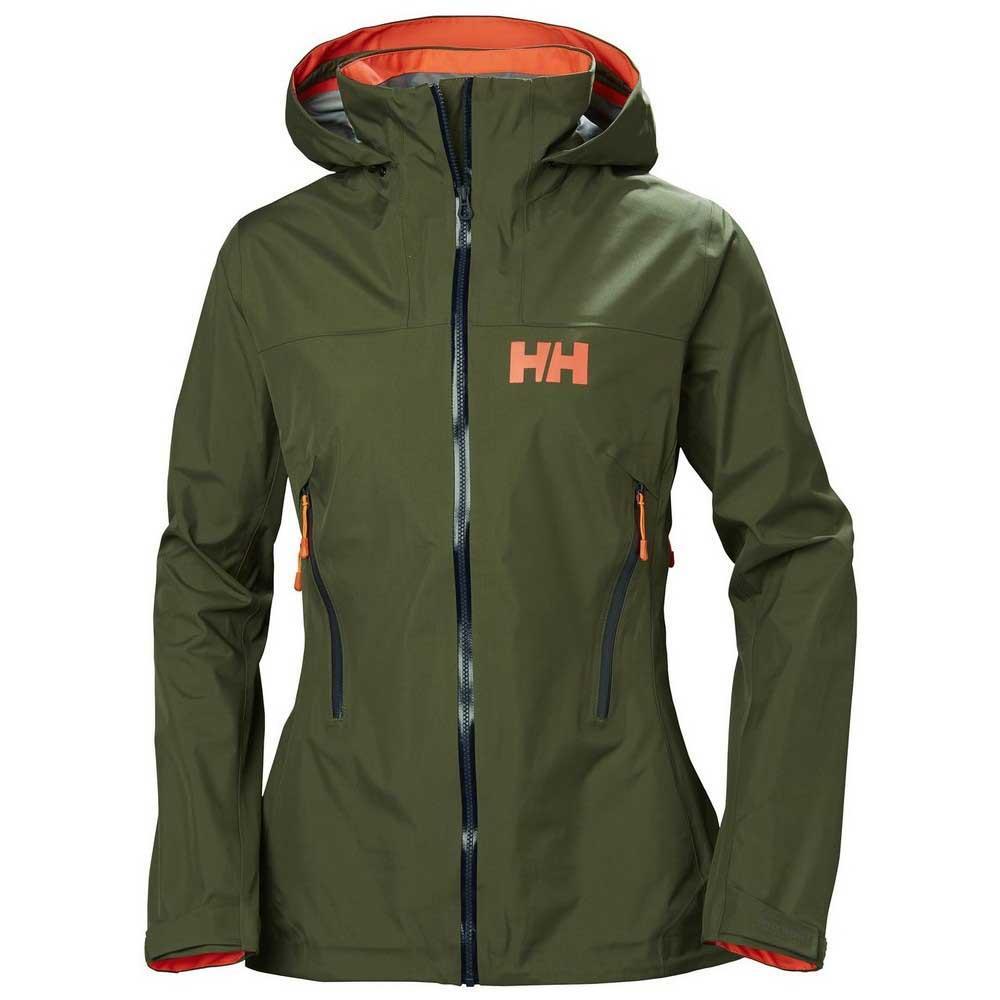 6823e52c325c Helly hansen Vanir Salka Green buy and offers on Snowinn