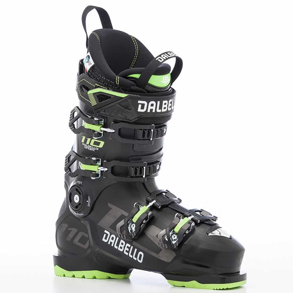Dalbello Ds 110 Black Buy And Offers On Snowinn