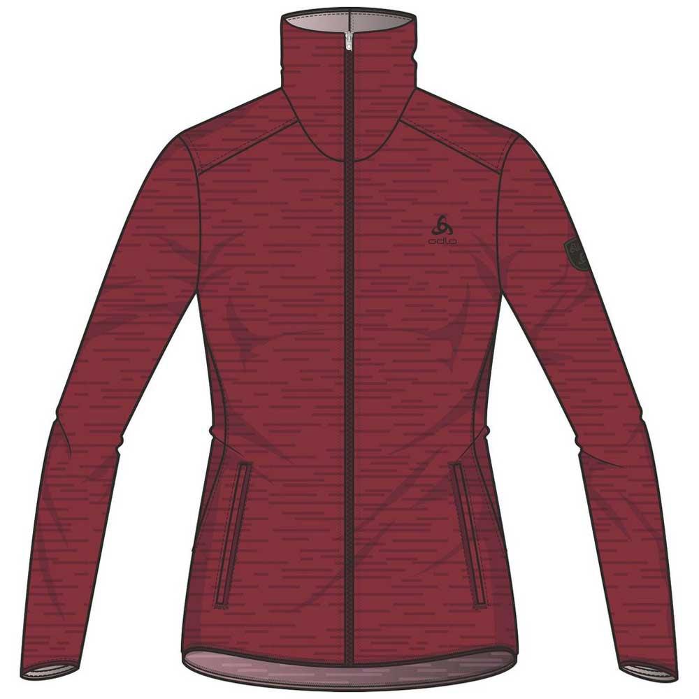 fleece-odlo-lucma-x-midlayer-full-zip-l-rumba-red-melange