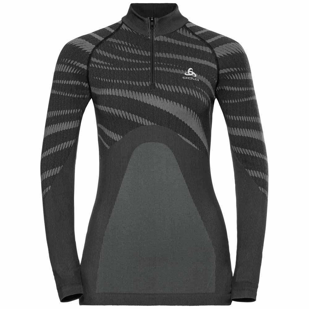odlo-performance-blackcomb-suw-top-turtle-neck-1-2-zip-l-black-odlo-concrete-grey