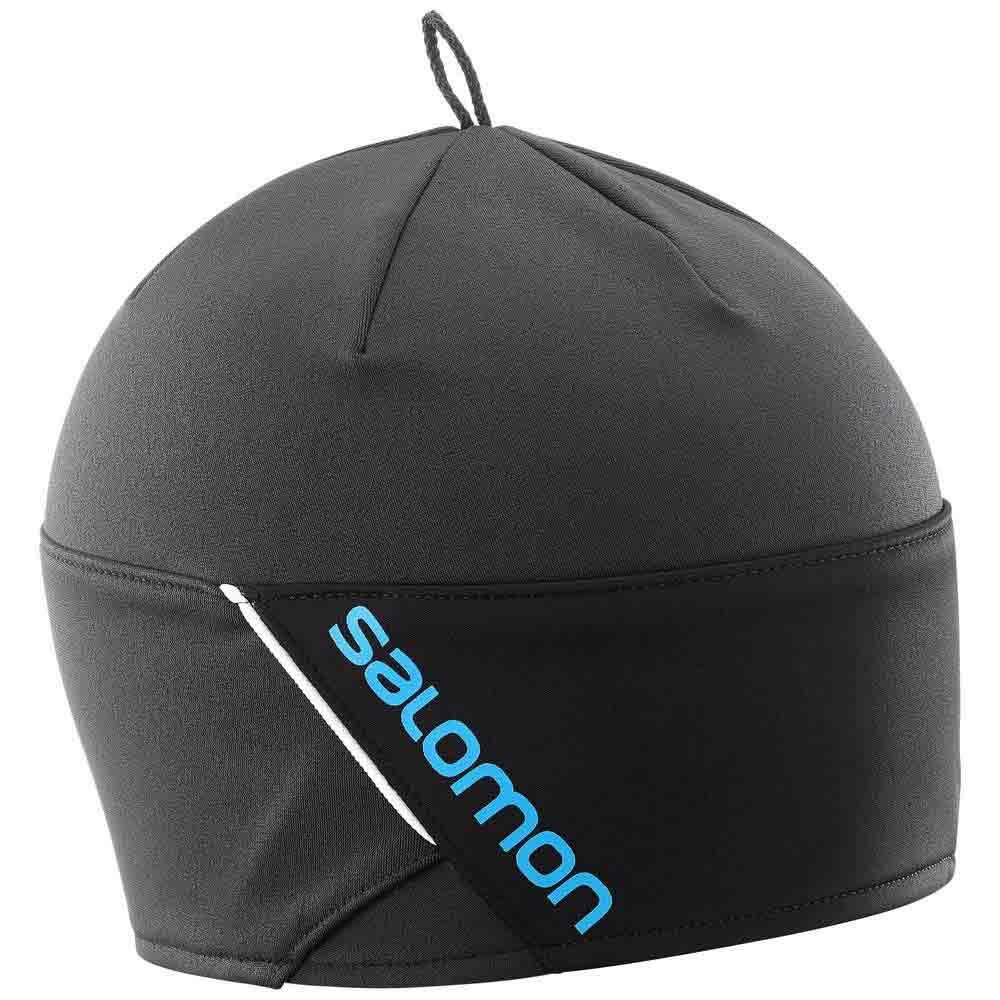 salomon-rs-beanie-one-size-black-black-transcend-blue