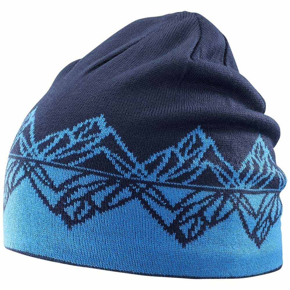 9db20223046 Salomon Graphic Beanie Blue buy and offers on Snowinn