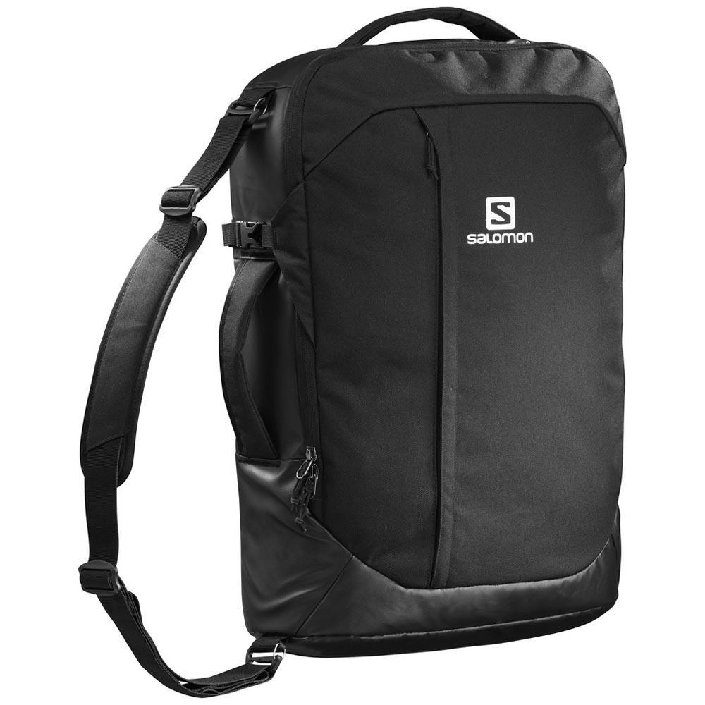 Salomon Commuter Gearbag Black buy and offers on Snowinn 457091c832