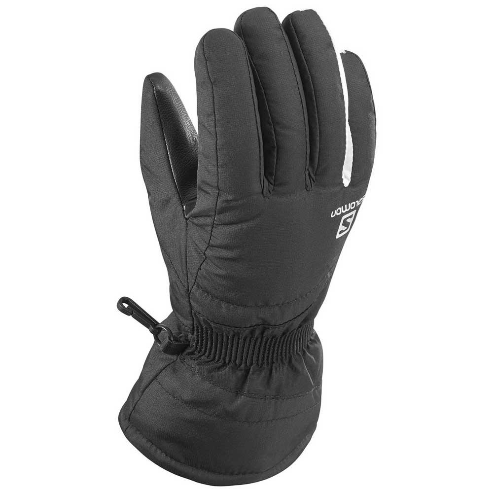 Gants Salomon Force S Black / White
