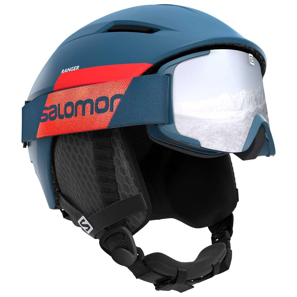 salomon skihelm ranger custom air test, Salomon Instinct