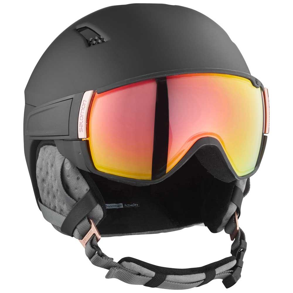 a25f9a656bf9 Salomon Mirage+ Photo Woman Black buy and offers on Snowinn