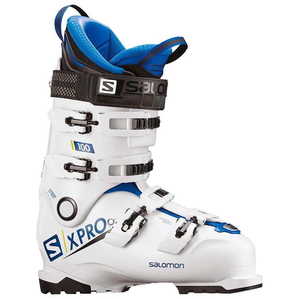 Salomon X Pro 100 Hvid køb og tilbud, Snowinn