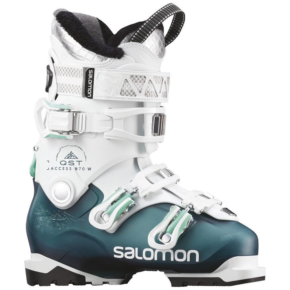 e4d2ad11f69 Salomon QST Access R70 Woman Blauw, Snowinn Skischoenen