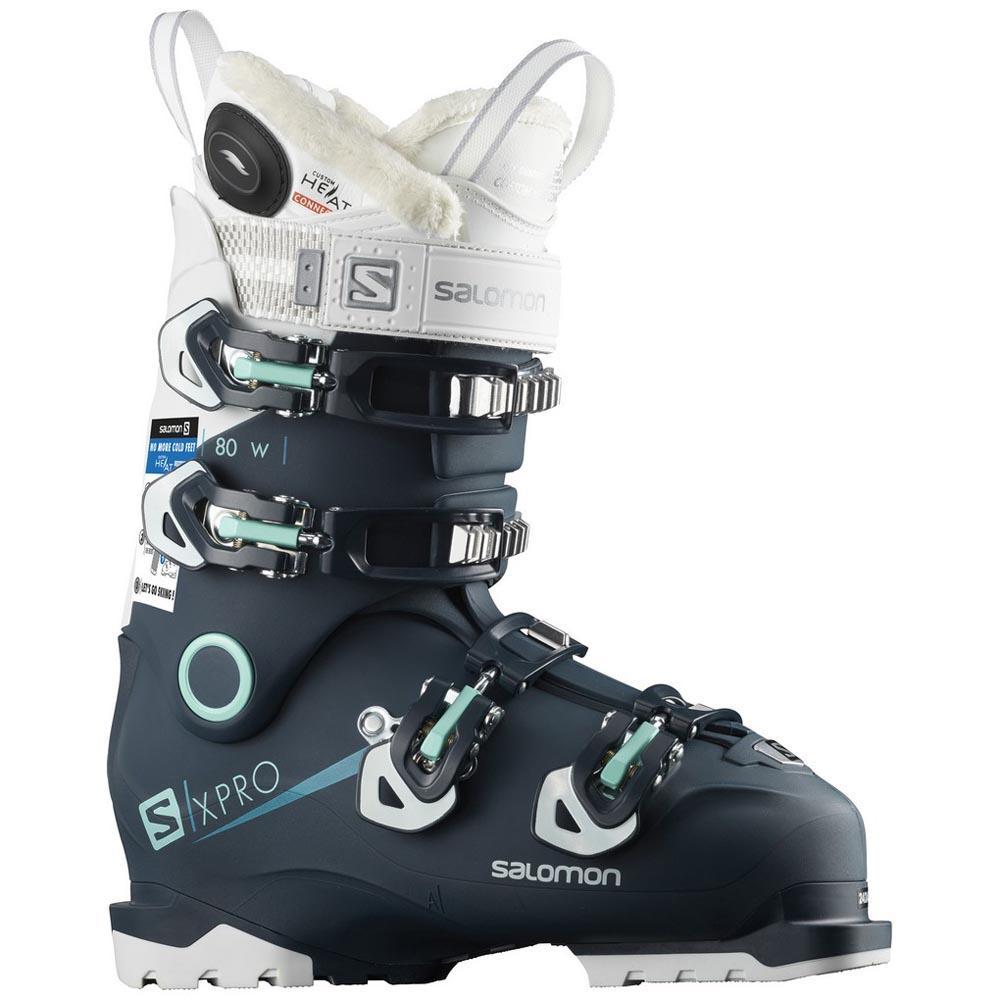 Salomon X Pro 80W Custom Heat Connect Blau, Snowinn 6k8jk