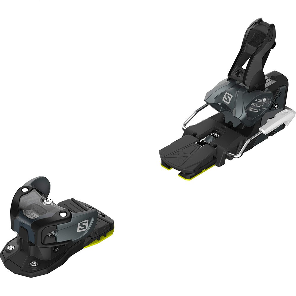 Salomon N Warden Mnc 13 Black Buy And Offers On Snowinn